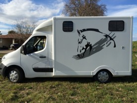 Camions Chevaux Truck Horse